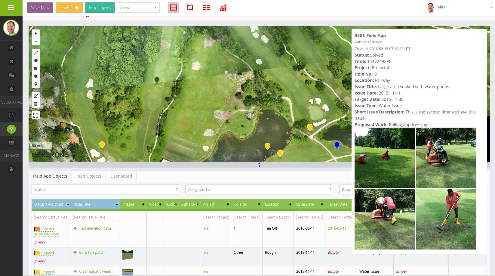 Why golf courses are the next thing in drone mapping